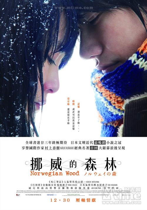 Norwegian Wood Movie